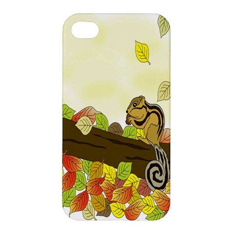 Squirrel  Apple iPhone 4/4S Premium Hardshell Case