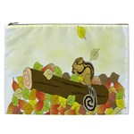 Squirrel  Cosmetic Bag (XXL)  Front