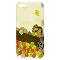 Squirrel  Apple iPhone 5 Hardshell Case