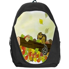 Squirrel  Backpack Bag