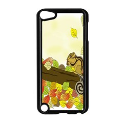 Squirrel  Apple iPod Touch 5 Case (Black)