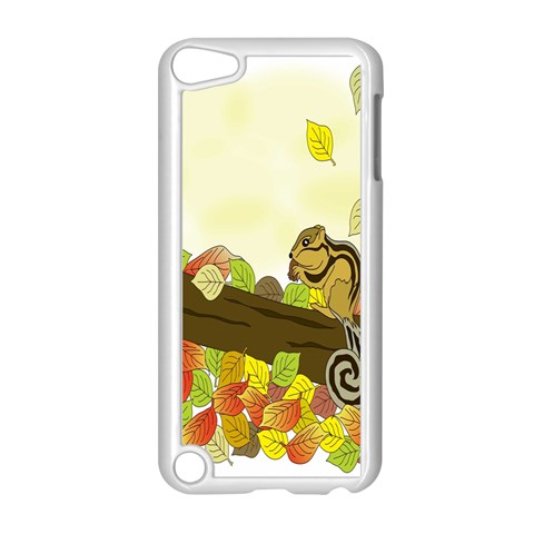 Squirrel  Apple iPod Touch 5 Case (White)