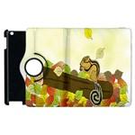 Squirrel  Apple iPad 2 Flip 360 Case Front