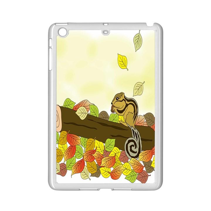 Squirrel  iPad Mini 2 Enamel Coated Cases