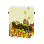 Squirrel  Apple iPad 2/3/4 Protective Soft Cases Front