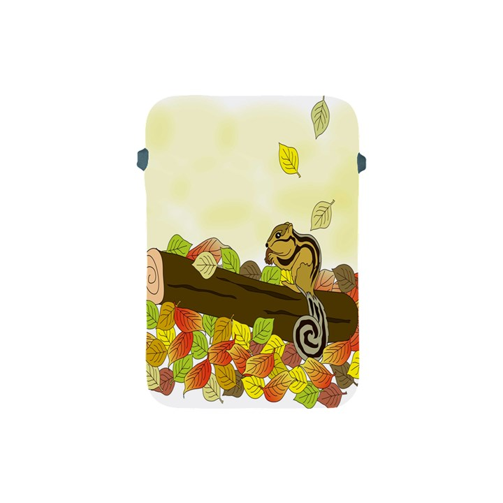 Squirrel  Apple iPad Mini Protective Soft Cases