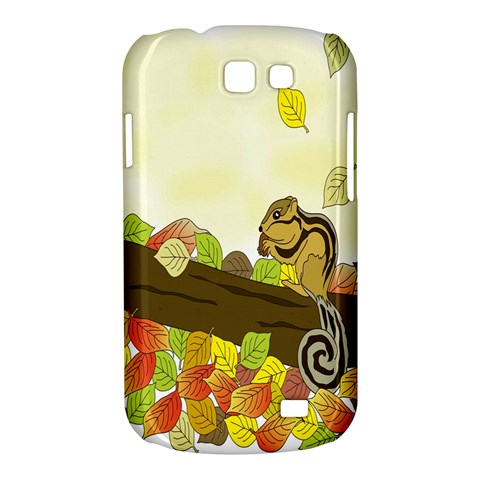 Squirrel  Samsung Galaxy Express I8730 Hardshell Case