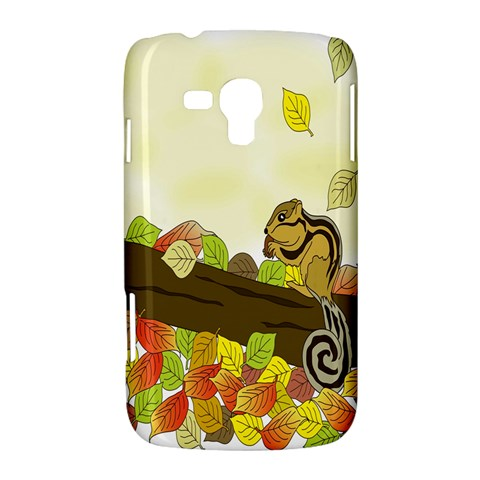 Squirrel  Samsung Galaxy Duos I8262 Hardshell Case