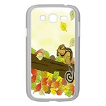 Squirrel  Samsung Galaxy Grand DUOS I9082 Case (White) Front