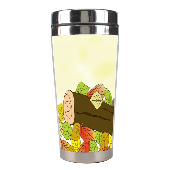 Squirrel  Stainless Steel Travel Tumblers