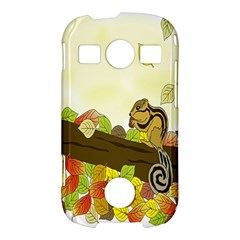 Squirrel  Samsung Galaxy S7710 Xcover 2 Hardshell Case