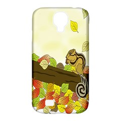 Squirrel  Samsung Galaxy S4 Classic Hardshell Case (PC+Silicone)