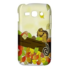 Squirrel  Samsung Galaxy Ace 3 S7272 Hardshell Case