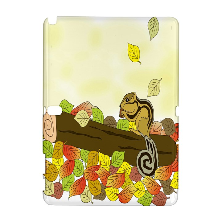 Squirrel  Samsung Galaxy Note 10.1 (P600) Hardshell Case