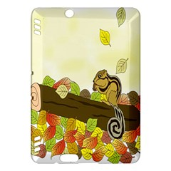 Squirrel  Kindle Fire HDX Hardshell Case