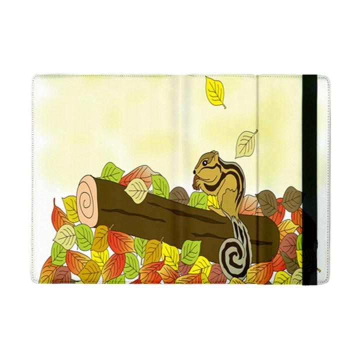 Squirrel  iPad Mini 2 Flip Cases