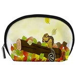 Squirrel  Accessory Pouches (Large)  Front