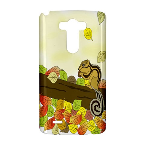 Squirrel  LG G3 Hardshell Case