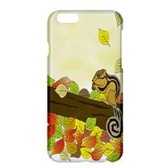 Squirrel  Apple iPhone 6 Plus/6S Plus Hardshell Case