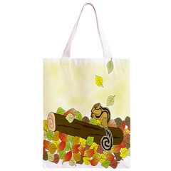 Squirrel  Classic Light Tote Bag