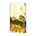 Squirrel  LG G3 Back Case Front