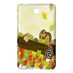 Squirrel  Samsung Galaxy Tab 4 (8 ) Hardshell Case
