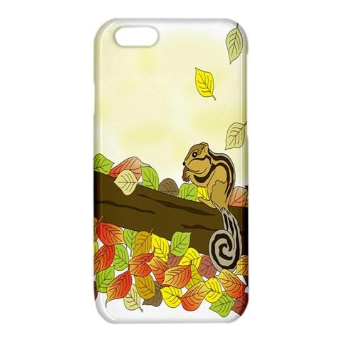 Squirrel  iPhone 6/6S TPU Case