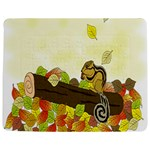 Squirrel  Jigsaw Puzzle Photo Stand (Rectangular) Front
