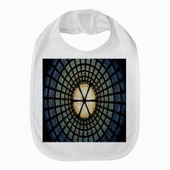Stained Glass Colorful Glass Bib