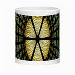 Stained Glass Colorful Glass Night Luminous Mugs Center