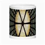 Stained Glass Colorful Glass Morph Mugs Center