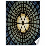 Stained Glass Colorful Glass Canvas 12  x 16   16 x12 Canvas - 1