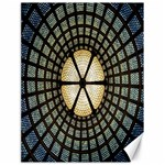 Stained Glass Colorful Glass Canvas 18  x 24   24 x18 Canvas - 1