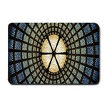Stained Glass Colorful Glass Small Doormat  24 x16 Door Mat - 1