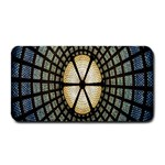 Stained Glass Colorful Glass Medium Bar Mats 16 x8.5 Bar Mat - 1