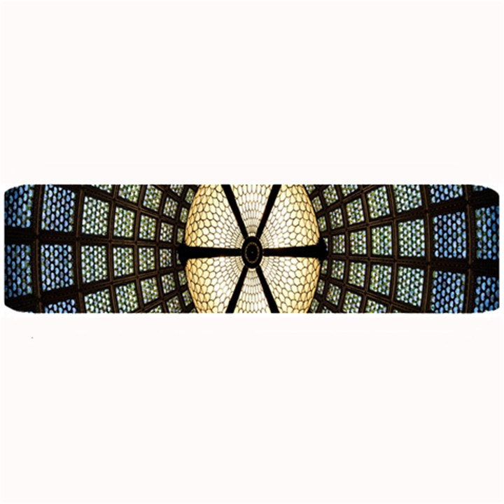 Stained Glass Colorful Glass Large Bar Mats