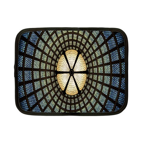Stained Glass Colorful Glass Netbook Case (Small)
