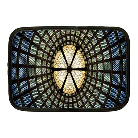 Stained Glass Colorful Glass Netbook Case (Medium)