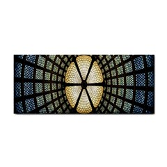 Stained Glass Colorful Glass Hand Towel