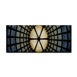 Stained Glass Colorful Glass Hand Towel Front