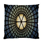 Stained Glass Colorful Glass Standard Cushion Case (Two Sides) Back