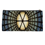 Stained Glass Colorful Glass Pencil Cases Back