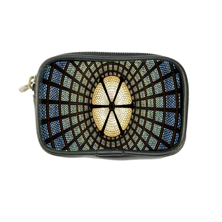 Stained Glass Colorful Glass Coin Purse