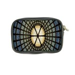 Stained Glass Colorful Glass Coin Purse Back