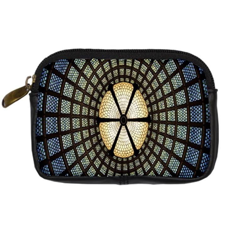 Stained Glass Colorful Glass Digital Camera Cases
