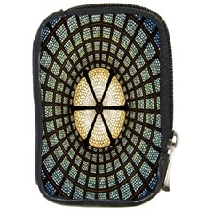 Stained Glass Colorful Glass Compact Camera Cases