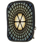 Stained Glass Colorful Glass Compact Camera Cases Front