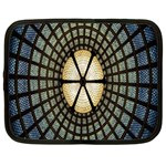 Stained Glass Colorful Glass Netbook Case (XL)  Front