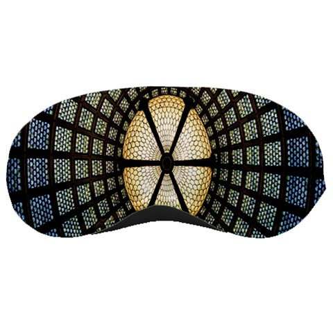 Stained Glass Colorful Glass Sleeping Masks