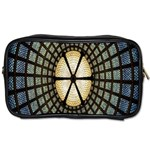Stained Glass Colorful Glass Toiletries Bags 2-Side Front
